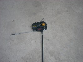 2013 CHEVROLET CRUZE FRONT LOCK ASSEMBLY  image 1