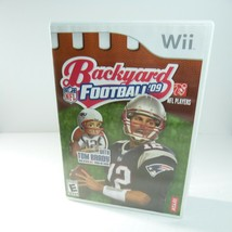 Backyard Football 2009 - Nintendo Wii   - $7.91