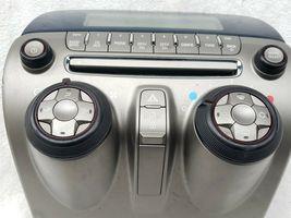 10-15 Camaro Radio OEM Climate Control AC Faceplate Display P/n 20990311 image 5