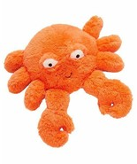 "First Impressions Macys Macy's Stuffed Plush Orange Crab 9"" Baby Toy Lov... - $49.49"