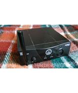 AKG UHF SR 40 Mini Pro ISM2 864.375 MHz Guitar Wireless Receiver Only - $34.04