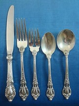 Eloquence by Lunt Sterling Silver Flatware Service for 12 Set 63 Pieces - $3,450.00