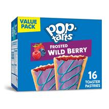 Pop-Tarts, Toaster Pastries, Frosted Wild Berry,  16 Ct - $7.00