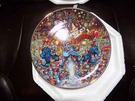 """Franklin Mint """" Out With The Old, In With The Mew """" Numbered Plate  EUC - $32.37"""