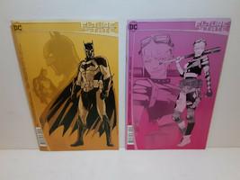BATMAN #1 + HARLEY QUINN: FUTURE STATE - 2ND PRINT - FREE SHIPPING! - $18.70
