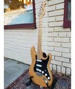 Agile MIK  Stratocaster Clone 2000's ~ Natural Finish, Wilkinson Bridge,... - $687.99