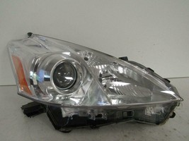 2012 2013 2014 Toyota Prius V Passenger Rh Halogen Headlight Oem C126L - $126.10