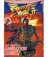 Street Fighter II V #3 Anime Manga Japanese - $16.00