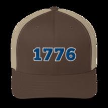 Betsy Ross hat / 1776 hat / betsy Ross Trucker Cap image 10