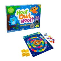 Cooperative Game - Hoot Owl Hoot! - Peceable Kingdom Free Shipping! - $19.34
