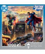 Superman Man of Steel 1000 Piece Puzzle Multi-Color - $33.98