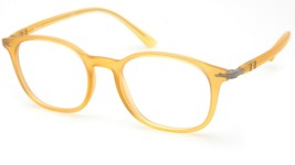 New Persol 3182-V 1048 Yellow Eyeglasses Frame Glasses 51-19-145mm Italy - $143.53