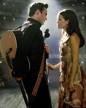 Joaquin Phoenix as Johnny Cash Reese Witherspoon as June Carter on stage in W - $69.99