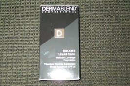 Dermablend Smooth Liquid Camo Medium Coverage Foundation Cinnamon 1fl oz... - $18.76