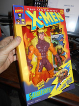 "X-men Sabretooth The Evil Mutants Toy Biz 10"" Poseable Weapon 1993 Marvel 49775 - $14.99"