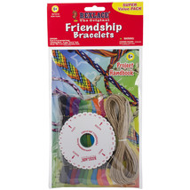 Friendship Bracelets Super Value Pack-  - $9.46
