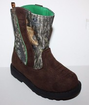 Mossy Oak NWT Boys 7 8 Camouflage Camo Boots - £23.07 GBP