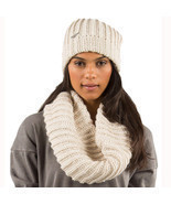 Element Eden Women's Mella Tube Infinity Scarf Ivory Heather ~ CLOSING S... - $316,86 MXN