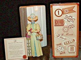 Miss Albee Award Figurine with Box AA20-2156 Vintage image 7