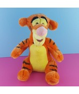 "Disney Store Plush Tigger 12"" Seated Stuffed Animal Authentic  - $21.78"