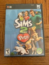 The Sims 2 Pets Expansion Pack CD Rom Game
