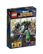 LEGO Super Heroes Superman Vs Power Armor Lex 6862 (Discontinued by manu... - $37.61