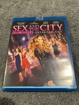 Sex and the City - The Movie (Blu-ray Disc, 2008, 2-Disc Set, Extended Cut) - $0.01