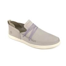 Timberland Women's Project Better Light Purple Nubuck Slip On Shoes A1YCV - $69.99