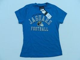 M88 REEBOK Jacksonville Jaguars Football T Shirt Tee Jersey YOUTH GIRL - $9.85+
