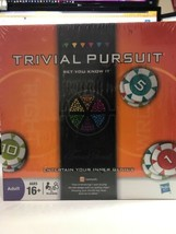 Hasbro TRIVIAL PURSUIT Bet You Know It Board Game 2009 Game Night Adult 16+ - $45.74