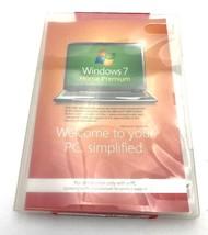 Microsoft Windows 7 Home Premium 32 Bit Full Retail Version (GENUINE). F... - $39.99