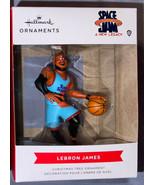 Hallmark LEBRON JAMES Space Jam Ornament Basketball Christmas Tree Holid... - $20.99