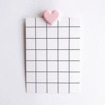 100 pcs/Lot Pink heart plastic clip Cute Love paper memo clips Note foto... - £43.11 GBP