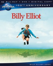 BILLY ELLIOT Blu-ray DVD Jamie Bell Julie Walters Billy Elliot Wilkinson... - $33.65