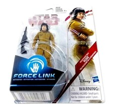 Star Wars The Last Jedi Resistance Tech Rose Force Link Figure 3.75 Inch... - $6.99