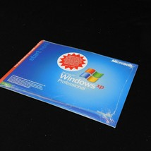 Microsoft Windows XP Professional Service Pack 1 CD COA - $29.99