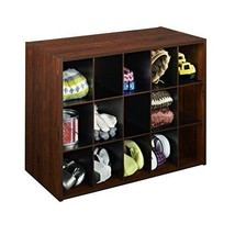 Storage Cube Office Organizer Cherry Stackable ... - $70.20