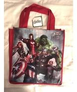 Marvel The Avengers Animated  Reusable Tote Shopper Gift Bag  NEW!  - $6.25