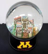 NCAA Officially Licensed Minnesota University Musical Glass Waterglobe - $40.00