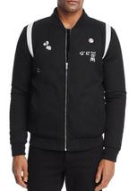 Sovereign Code Nintendo Villain Bomber Jacket , Black, Size XL, MSRP $109 - $54.44