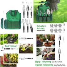 Nuovoware Garden Tools Set, 6 Piece Heavy Duty Cast-Aluminium Alloy... - $30.30