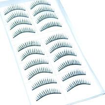 LOT of 100 pairs Daily Normal Makeup False EyeLashes A3 - $24.49