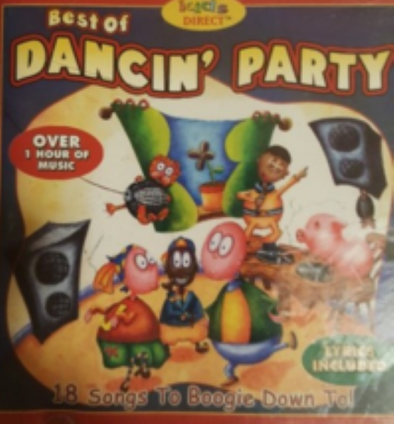Best Of Dancin Party Cd