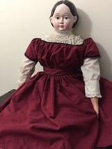 USPS 1997-1998 Ludgwig Greiner Classic American Doll  - $44.88