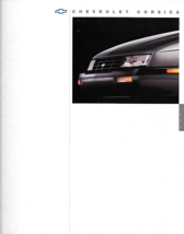 1994 Chevrolet CORSICA sales brochure catalog 94 US Chevy - $6.00