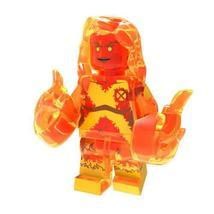 Magma The New Mutants X-Men Marvel Comics Custom Minifigures Building Toys Gifts - $2.99