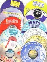 Apple Computr Software - Lot of  15 Programs - Software - $13.95
