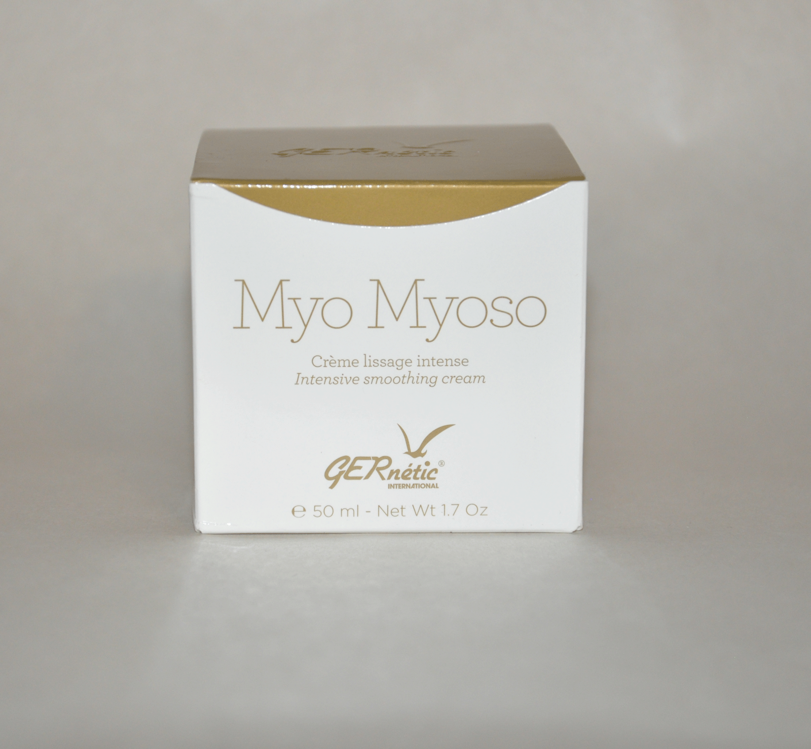 Primary image for Gernetic Myo Myoso Intensive smoothing cream 50ml/1.7oz. New (Free shipping)