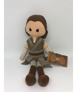 Disney Parks Star Wars Galaxy's Edge Rey Plush New with Tag - $30.17