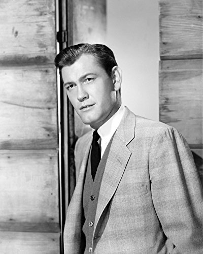 Earl Holliman 16X20 Canvas Giclee 1960'S Pose In Suit And Tie